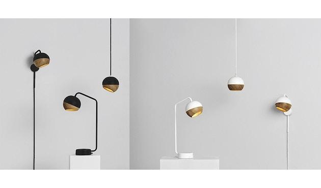 Mater - Lampe de table Ray - noir - 2