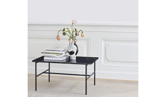 HAY - Rebar Beistelltisch rechteckig - marble - 4
