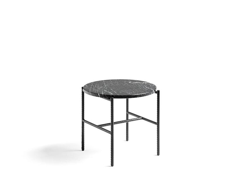 HAY - Rebar Beistelltisch rund - marble - 1