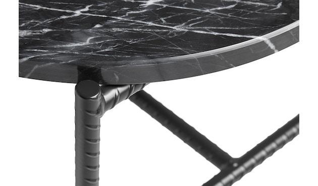 HAY - Rebar Beistelltisch rund - marble - 3