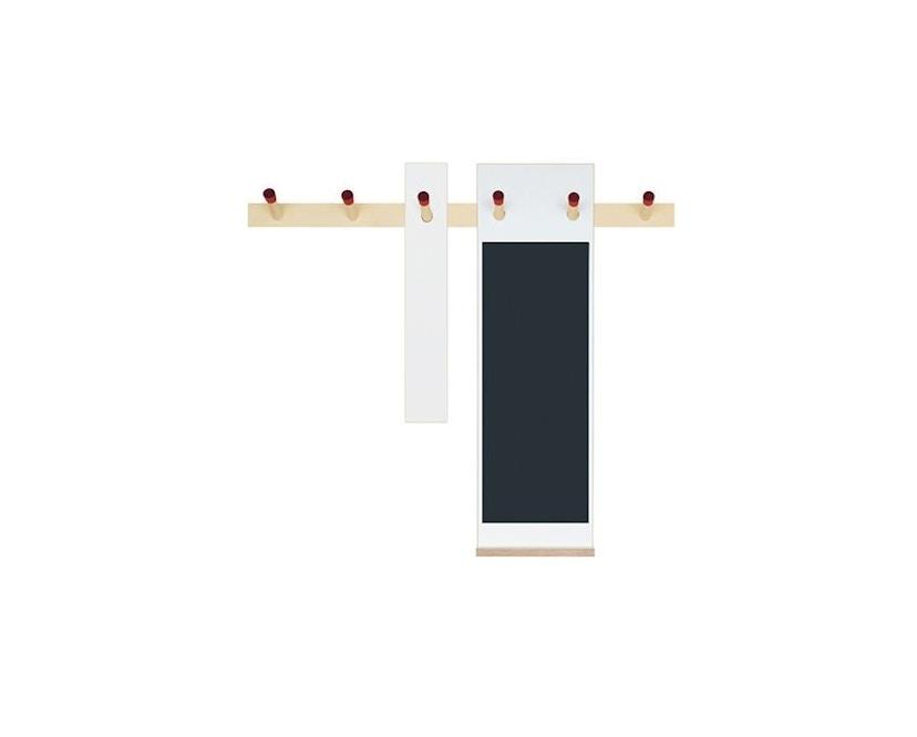 Moormann - Rechenbeispiel krijtbord - wit (FU) - 1