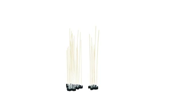 Artemide - Reeds Vloerlamp met 7 staven - 1
