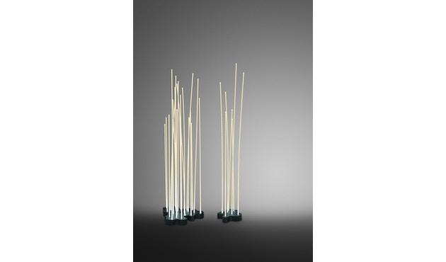 Artemide - Reeds Vloerlamp met 7 staven - 2