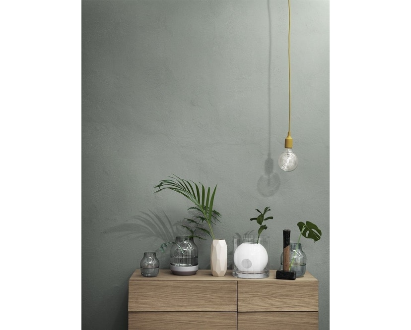 Muuto - Suspension E 27 LED - brun argile - 18