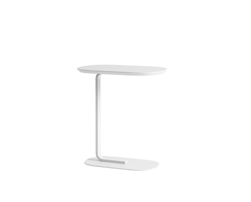 Muuto - Relate Side Tisch - off-white - 1