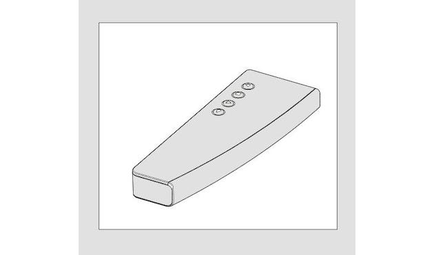 Luceplan - Blow Fernbedienung - neue Version - 1
