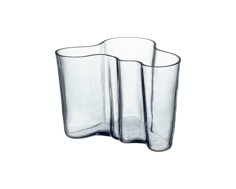 Vase Alvar Aalto 14 cm - klar, recycelt