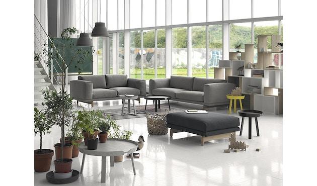 Muuto - Rest 3-Sitzer Sofa - Vancouver 13 - Beine Grau - 4