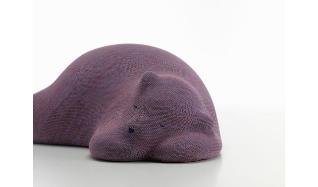 Vitra - Resting Bear Fussablage - mauve - 2