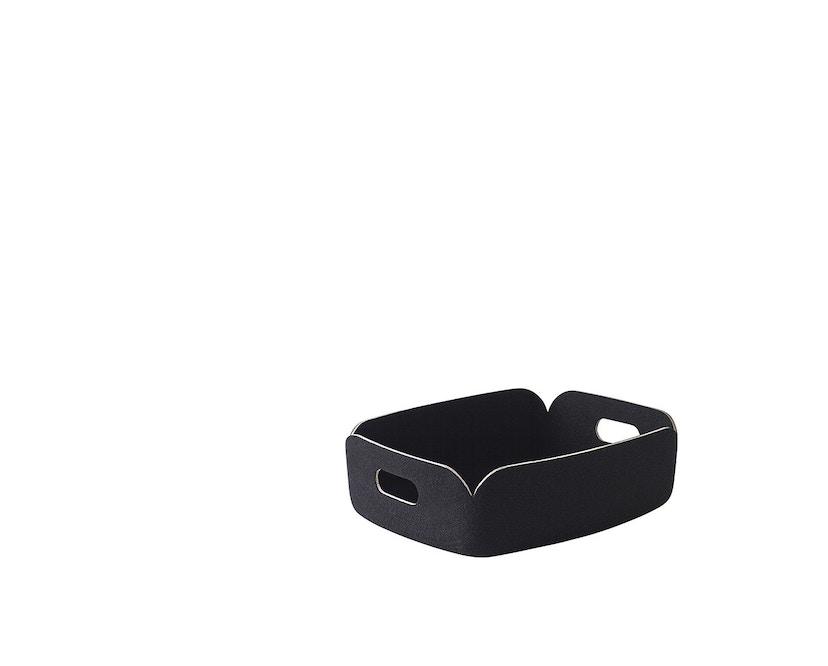 Muuto - Restore Tablett - schwarz - 1