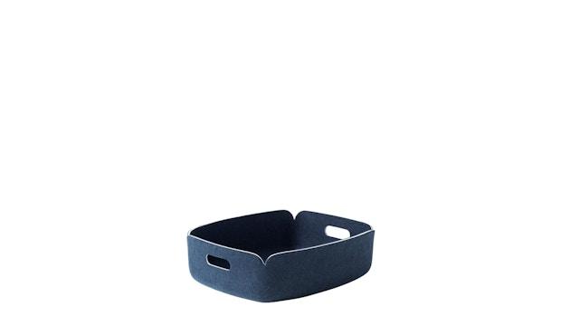 Muuto - Restore Tablett - nachtblau - 1