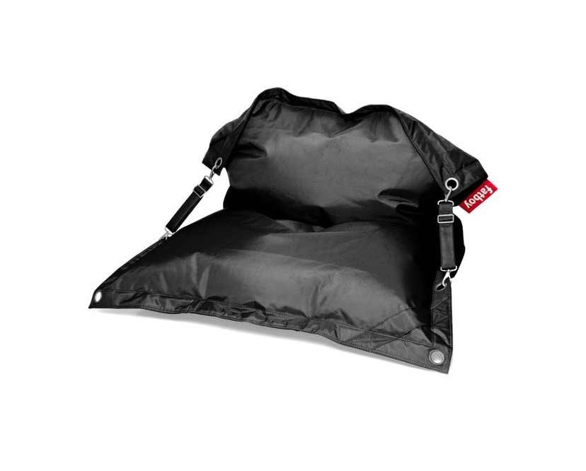fatboy - Buggle-Up Sitzsack - Black - 1