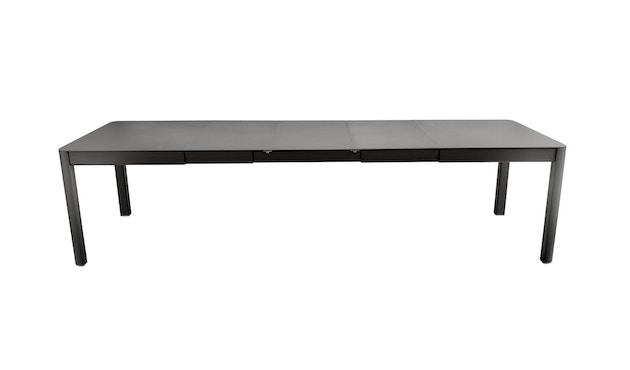 Fermob - Ribambelle Tisch mit 3 Einlegeplatte - Lakritze 42 - 1
