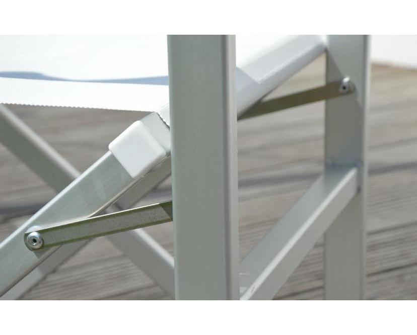 Jan Kurtz - Rimini Regiestuhl - Gestell eloxiert - taupe - 9