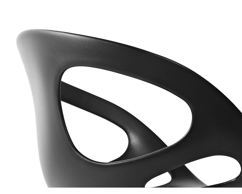 Fritz Hansen - Rin stoel - zwart - 2