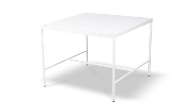 Vlaemynck - Rivage niedriger Tisch - weiss - 1
