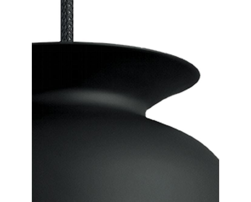 Gubi - Ronde hanglamp - Ø20 - zwart - 3