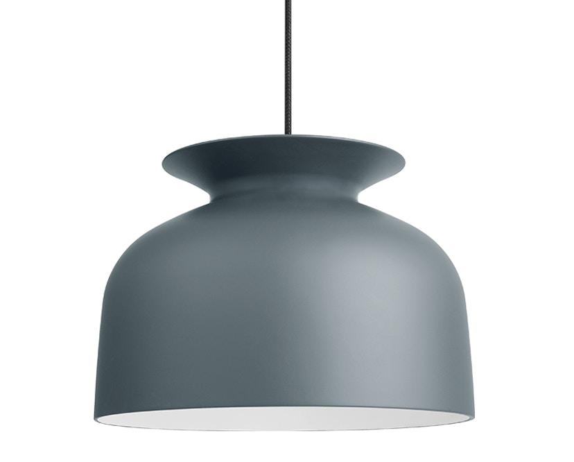 Gubi - Ronde hanglamp - Ø40 - grijs - 1