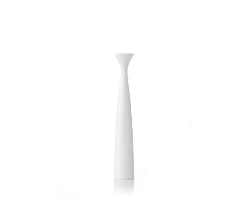 applicata - Rose Kerzenhalter -  white - 0