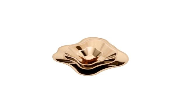 Iittala - Alvar Aalto Schale 5x18,2cm - rosegold - 2