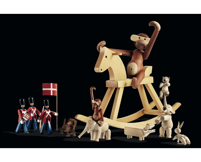 Kay Bojesen - Figurine en bois en forme d'éléphant - 9