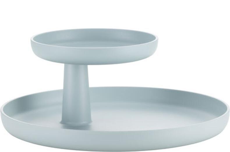 Vitra - Rotary Tray Etagere - ijsgrijs - 3