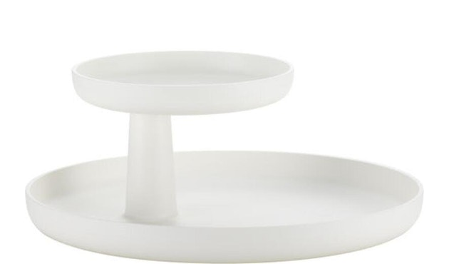 Vitra - Rotary Tray Etagere - weiß - 2