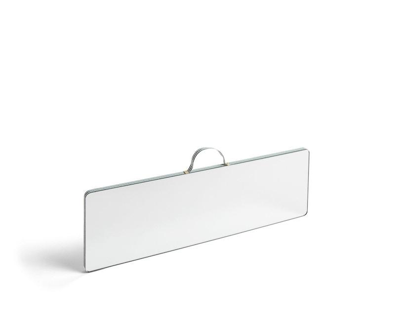 HAY - Ruban Wandspiegel - L Green stripe - 1
