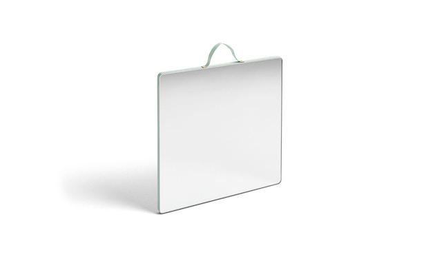 HAY - Ruban Wandspiegel - L Mint green - 1