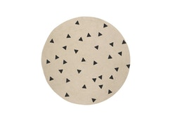 ferm LIVING - Tapis rond - 1