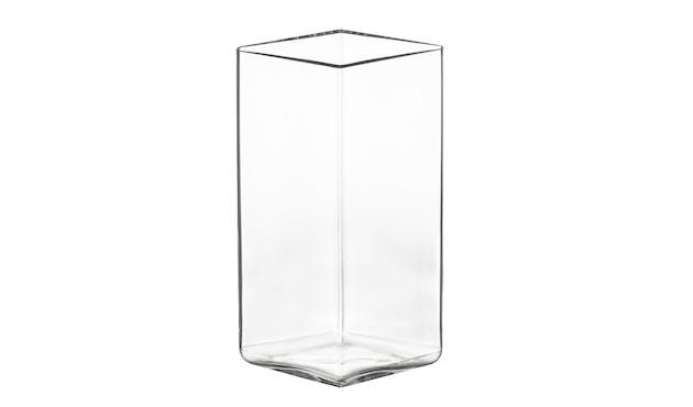 Iittala - Ruutu Vaas 11,5x18cm - helder - 1