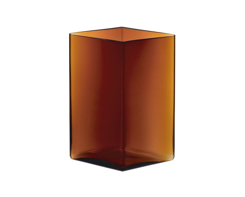Iittala - Ruutu Vase, 20,5x27cm - kupfer - 1
