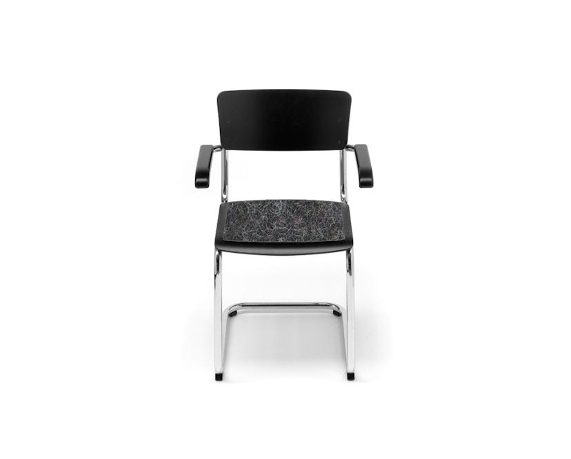 Hey-Sign - Sitzauflage S 43 - 08 graphit mit Antirutsch - 0