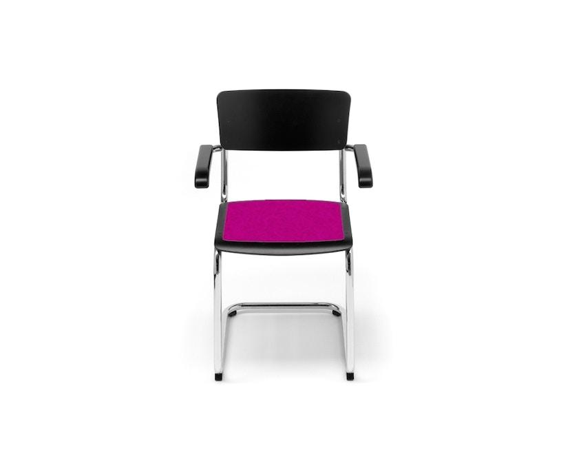 Hey-Sign - Sitzauflage S 43 - 32 pink mit Antirutsch - 2