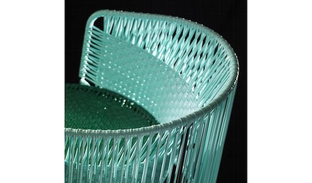 Ames - CARIBE Stuhl - mint/ grün/ schwarz - 7