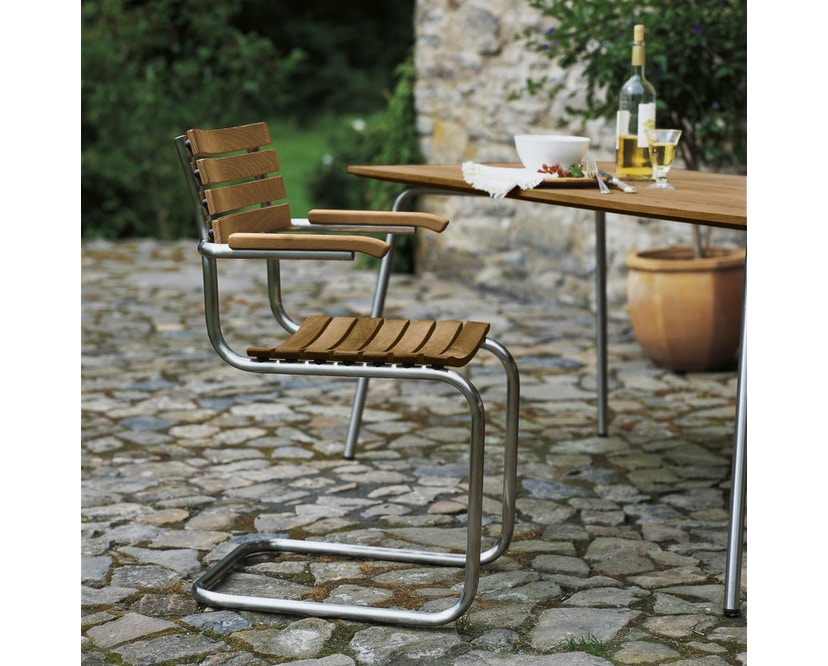 Thonet - S 1040 tafel All Seasons - 5