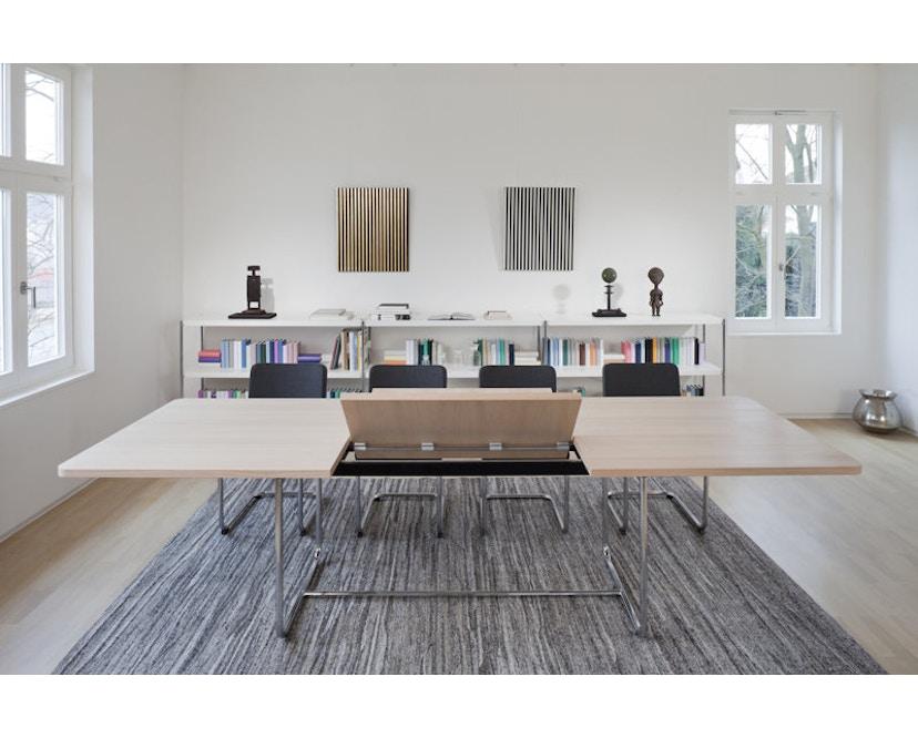 Thonet - Table S1071 - Frêne - 0