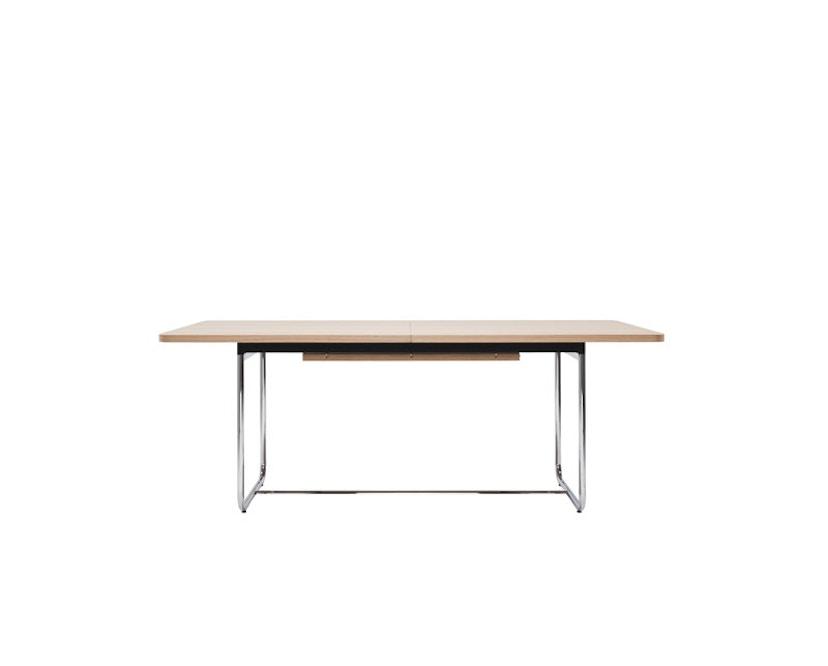 Thonet - S 1071 Tisch - kirschbaumfarben gebeizt - 5