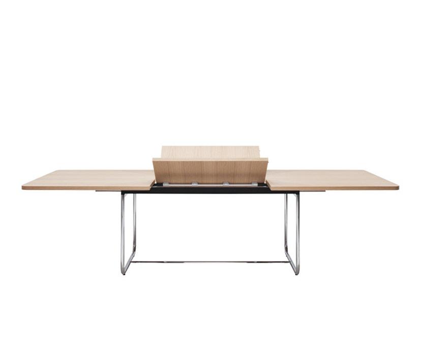Thonet - S 1071 Tisch - kirschbaumfarben gebeizt - 6