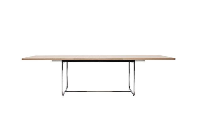 Thonet - S 1071 Tisch - kirschbaumfarben gebeizt - 7