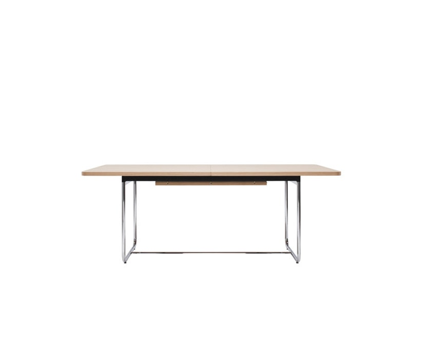 Thonet - S 1071 Tisch - kirschbaumfarben gebeizt - 0