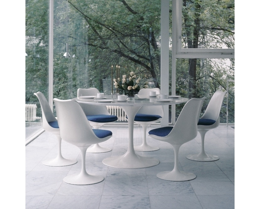 Knoll International - Saarinen Esstisch - rund - 7