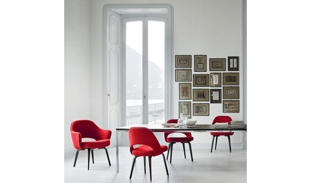 Knoll International - Saarinen Konferenz Armlehnstuhl - 4