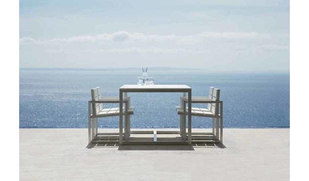 Gandia Blasco - Saler hoher Tisch S - eloxiert - 3