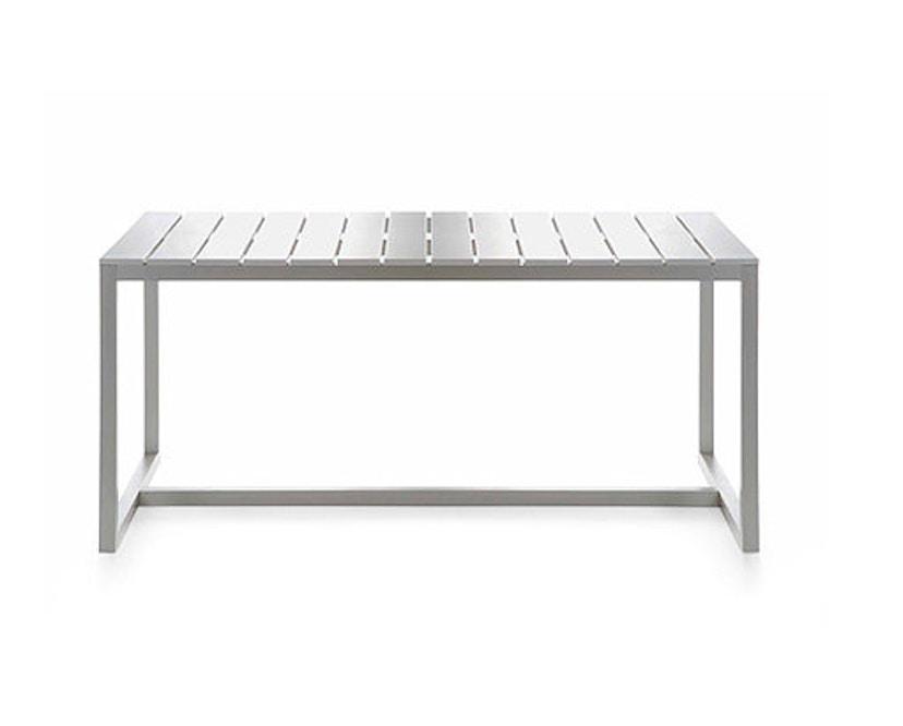 Gandia Blasco - Saler hoher Tisch S - eloxiert - 1