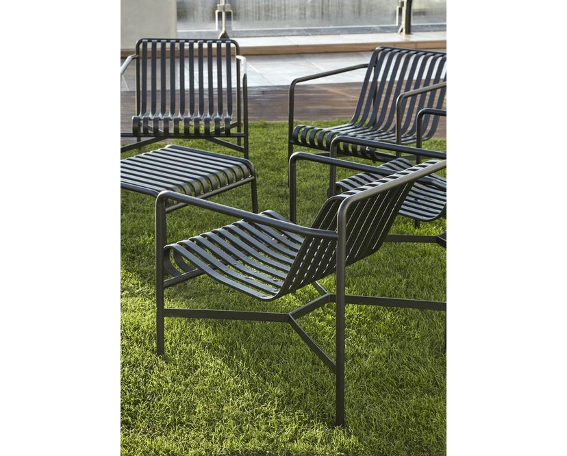 HAY - Palissade Lounge Chair Low - 12