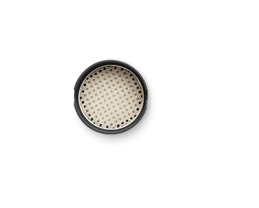 Normann Copenhagen - Salon Tablett - schwarz - 20 cm - 1