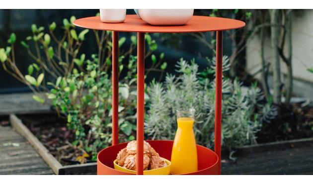Fermob - SALSA kleine tafel - 48 rozemarijn mat - 4