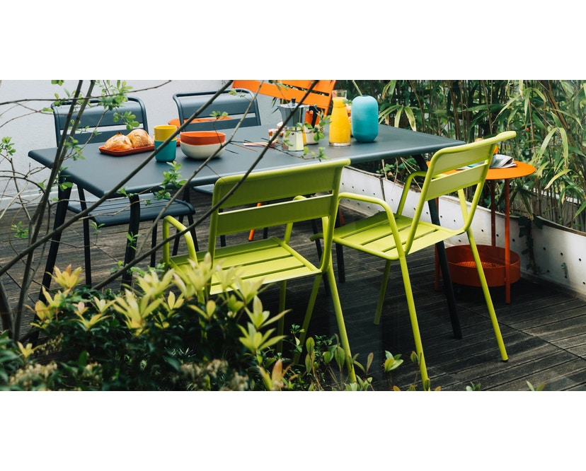 Fermob - SALSA kleine tafel - 48 rozemarijn mat - 5