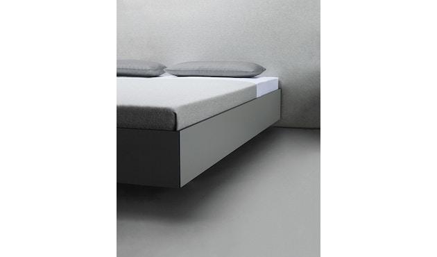 Janua - SC 29 Bett HPL - Winterweiß - 140 x 200 cm - 2